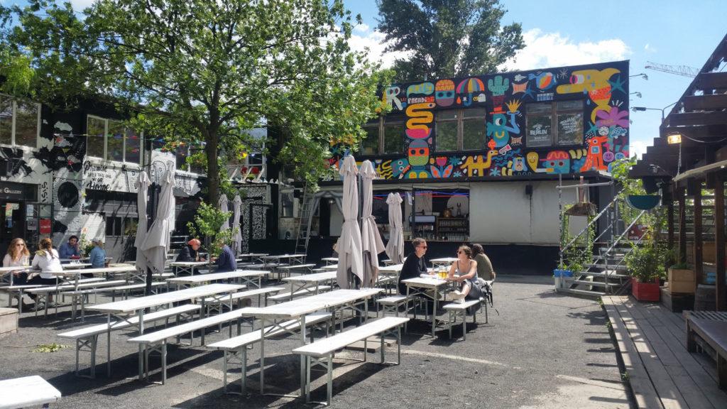 Urban Spree, Berlino