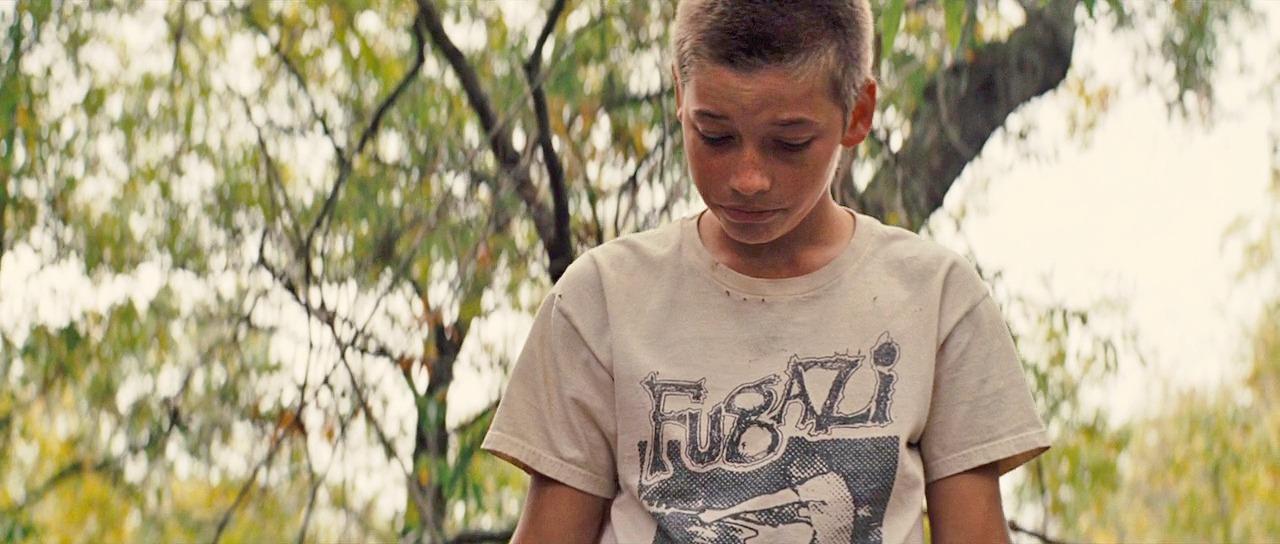 Mud: la maglietta dei Fugazi