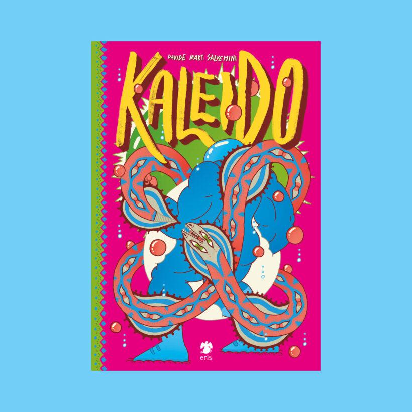 Davide Bart Salvemini, Kaleido (ed. Eris) copertina