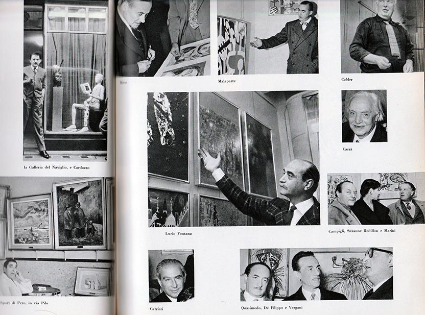 Personaggi dell'arte e della cultura milanese