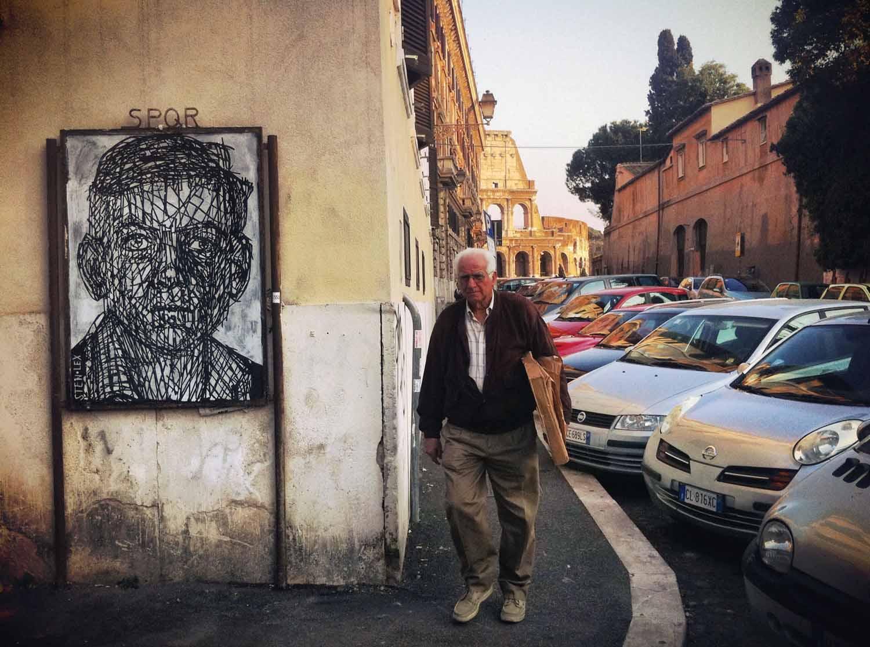 Poster Art a Roma: Sten Lex